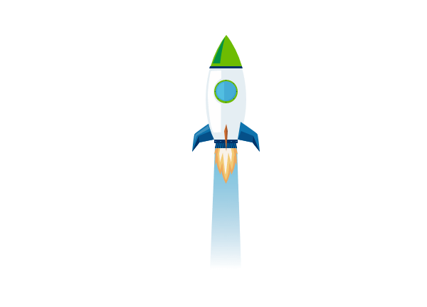 rocket features, icon
